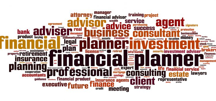 Decorative Local Insurance & Financial Planning Graphic